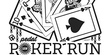6th Annual Pedal Poker Run 2021 tickets