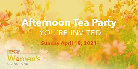 Women's Giving Fund Afternoon Tea Party tickets