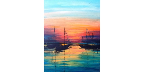 """SOLD OUT! Wit Cellars, Woodinville - """"Sailboats at Sunset"""" tickets"""