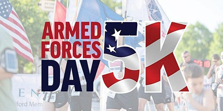 OPP Armed Forces Day 5k Run/Walk/Pet Walk tickets
