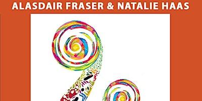 Virtual: Alasdair Fraser & Natalie Haas: Abundance