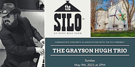 The Grayson Hugh Trio at The Silo in New Milford, CT tickets