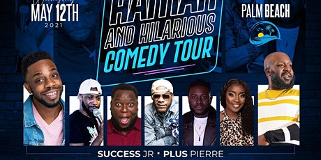 Haitian & Hilarious Comedy Tour - WPB tickets