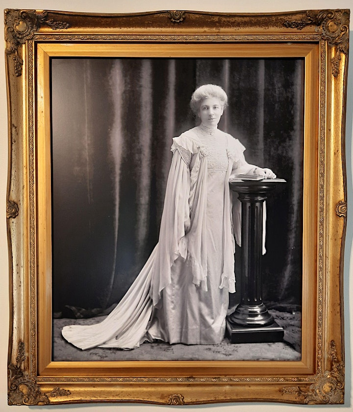 Echoes of the past: Musical soirée celebrating Kate Sheppard 3pm image