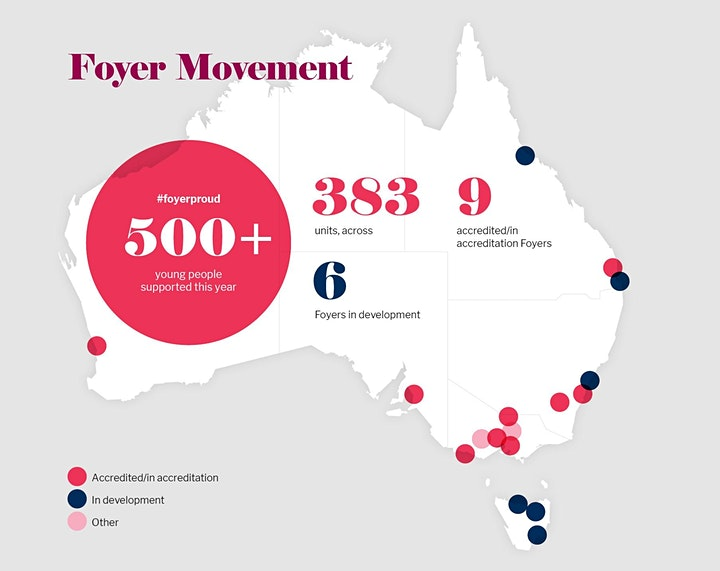 Foyer Life National Conference 2021 image