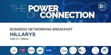 District32 Business Networking Breakfast – Hillarys - Tue 27th Apr tickets