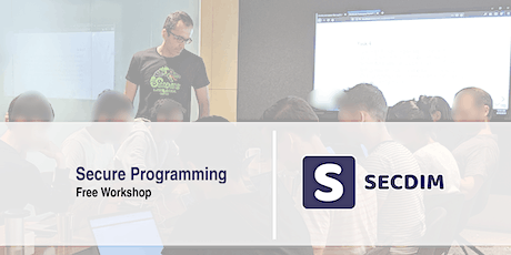 Secure Programming Workshop tickets