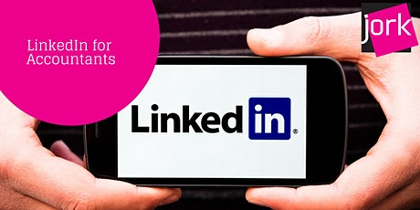 LinkedIn for Accountants - 1 x CPD point (Webinar) tickets