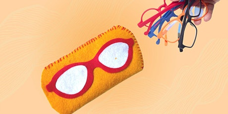 Everybody Makes: Make your own glasses case tickets