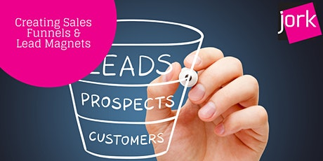 Creating Sales Funnels and Lead Magnets  - 1 x CPD point (Webinar) tickets