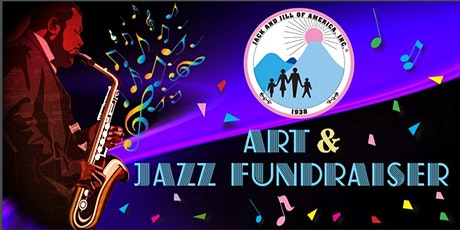 Jack and Jill Queens Chapter Art & Jazz Fundraiser-2021Virtual tickets