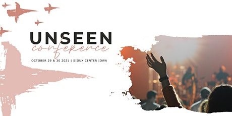 Unseen Conference 2021 tickets