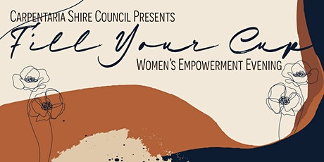 Fill Your Cup Empowerment Evening tickets