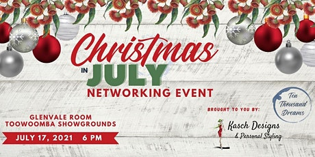 Christmas in July Networking Event tickets
