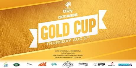 Coffs Harbour Gold Cup 2021 tickets