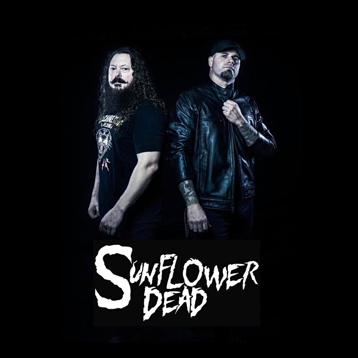 SUNFLOWER DEAD + special guests image