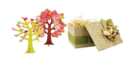 Autumn trees and paper mache trinket boxes (Mudgee Library, ages 6-8) tickets