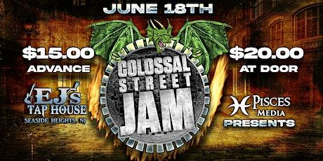 Colossal Street Jam tickets