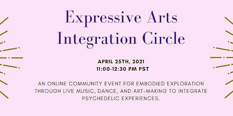 Expressive Arts Integration Circle tickets