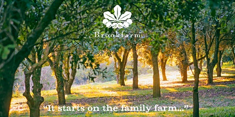 Brookfarm Morning Tea & Regenerative Farming Talk & Tour tickets