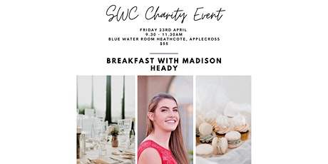 Serenity Wellness Collective Charity Event - Breakfast with Madison Heady tickets