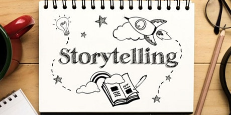 Storytelling with take home craft (Kandos Library, ages 3-5) tickets