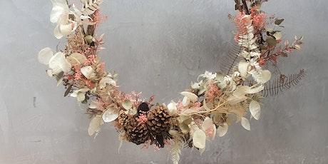 Everlasting Botanical Wreath Workshop tickets