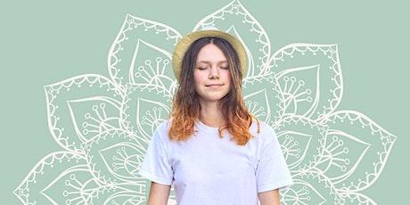 Youth Week - Teen Yoga & Meditation tickets