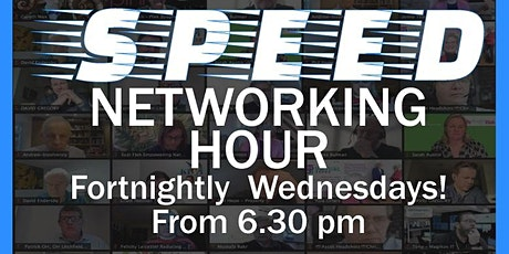 FREE SPEED NETWORKING tickets