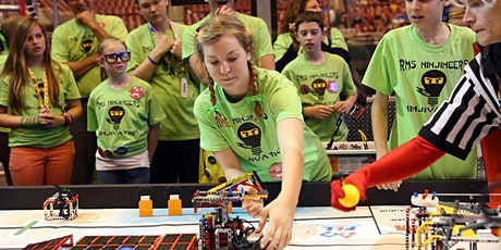 FIRST LEGO League 2021 - Network and Knowledge Sharing Evening tickets