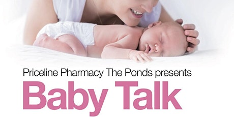 Baby Talk at The Ponds - Sleeping, Settling & Routines tickets