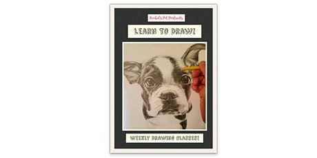 Learn To Draw! tickets