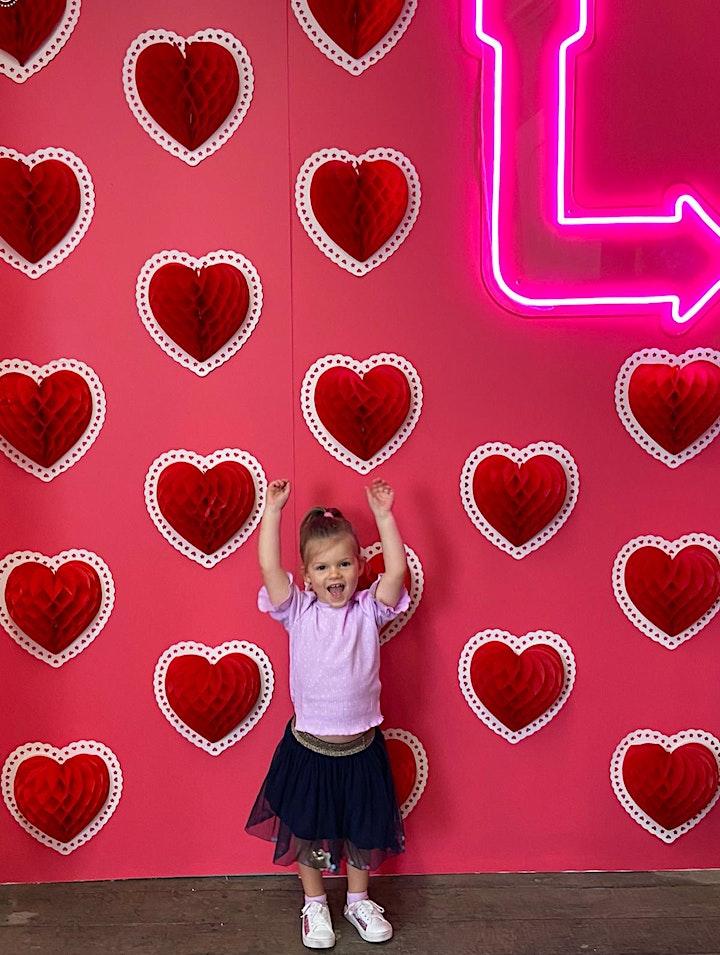Sugar Republic's Museum of Love  (Thur 8 April) image