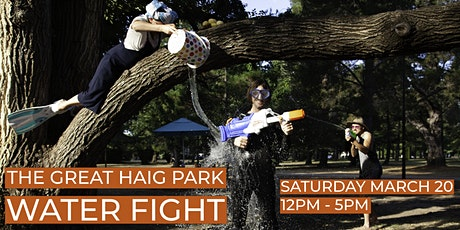 The Great Haig Park Water Fight tickets