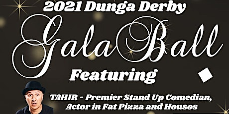 2021 Dunga Derby Gala Ball tickets