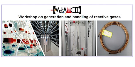 Workshop on generation and handling of reactive gases tickets