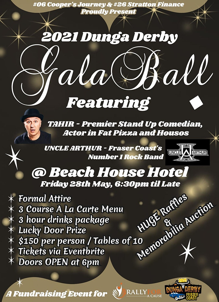 2021 Dunga Derby Gala Ball image
