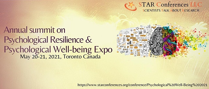 """Annual summit on Psychological Resilience & Well-being Expo."""" image"""