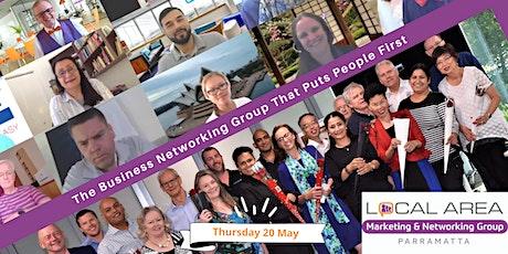 Parramatta: Good Business Relationships Create Success. Let's do it! tickets