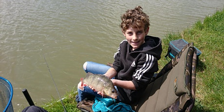 Free Let's Fish! -  Milton Keynes - Learn to Fish session - MKAA tickets