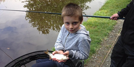 Free Let's Fish! -  Ringstead - Learn to Fish session - WDNAC tickets