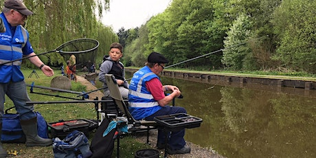 Free Let's Fish! -  Wellingborough- Learn to Fish session - WDNAC tickets