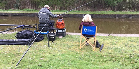 Free Let's Fish! -  Wellingborough - Learn to Fish session - WDNAC tickets
