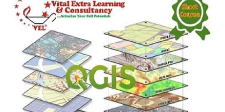 Design and Management of Geodatabases using QGIS tickets