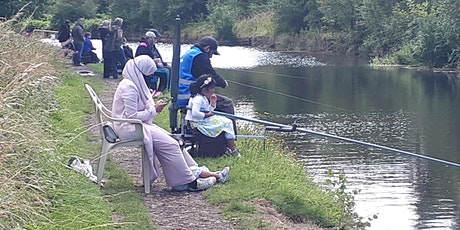Free Let's Fish! - Derby  - Learn to Fish session - Pride of Derby AC tickets