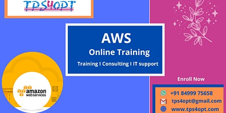 AWS Online Training l TPS4OPT tickets
