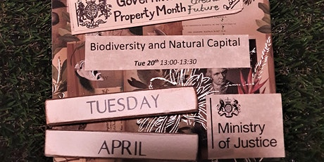 Biodiversity and Natural Capital tickets