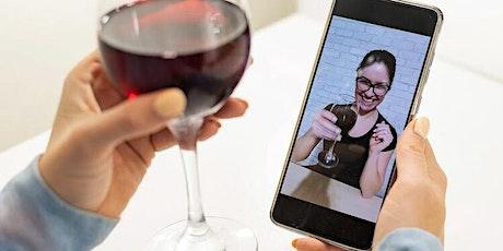 ICF Saskatchewan/Manitoba Gala 2021 Wine tasting event tickets