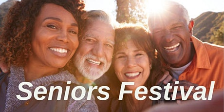 Celebrating the Seniors Festival - Get Skilled: Tech HELP tickets