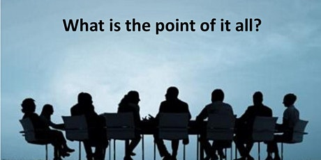 Round Table with Professor John Drane: What is the point of it all? tickets